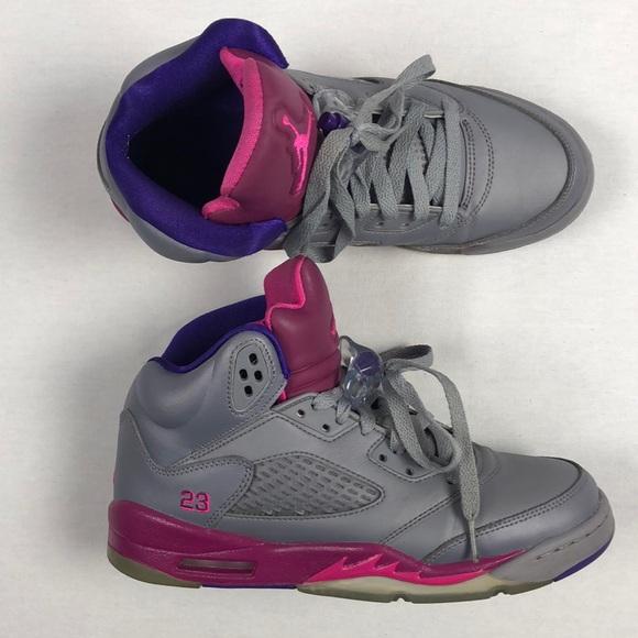 huge discount ceabb 5681e Nike air Jordan 5 women's size 7.5 youth 6